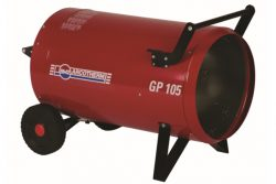 Direct Fired LPG Heater